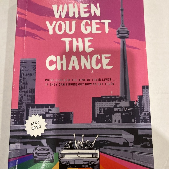 New Book- When You Get the Chance